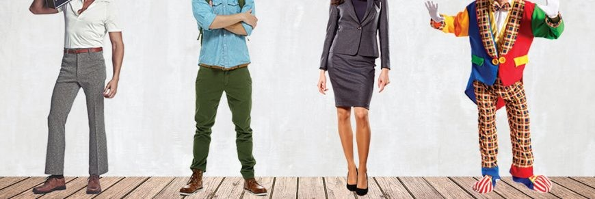 """How to Dress for Success in Your """"Casual"""" Work Environment Interview"""