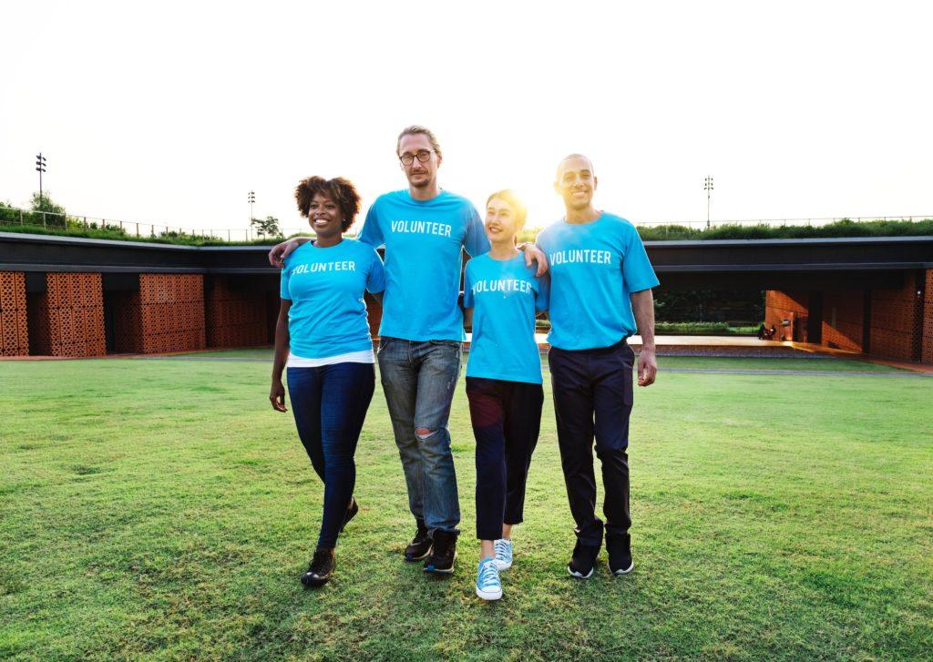 Volunteer Group Networking